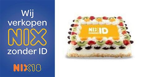 Win een taart van NIX