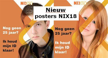 Nieuw: posters NIX18